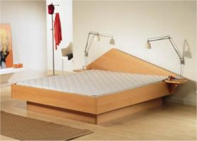 Akva Menuet - A Modern Hard-sided Waterbed